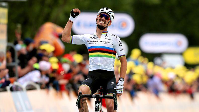 El maillot arcoíris está en juego: Horarios, fechas y cómo ver los Mundiales de Flandes 2021