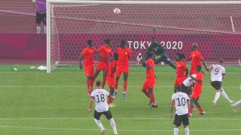 Traumfreistöße und ein direktes Eckballtor: Die schönsten Treffer in Tokio
