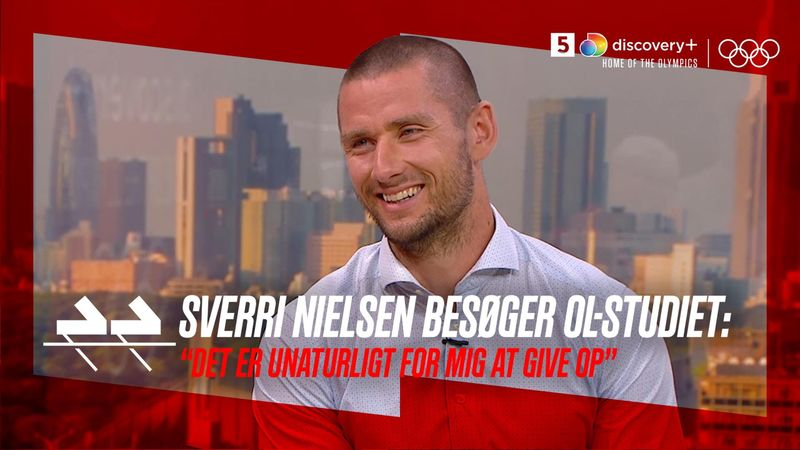 "Ikke et definitivt farvel til Sverri Nielsen i OL-regi: ""Jeg siger ikke, jeg ikke kommer tilbage"""