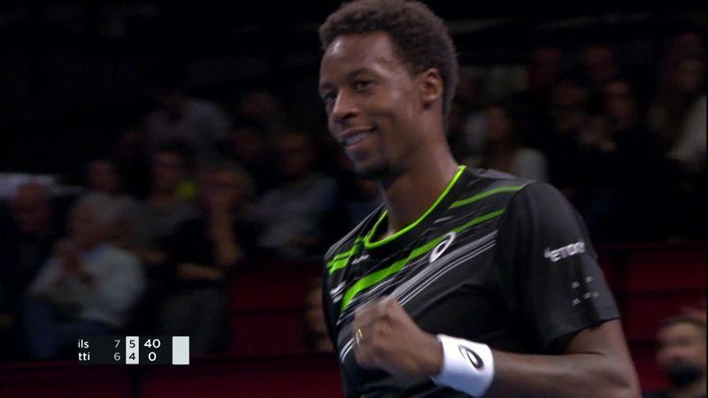 ATP Viena: Rezumatul meciului dintre Monfils și Musetti. Francezul, victorie în minimum de seturi