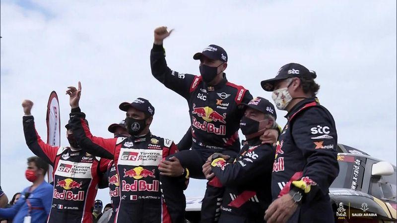 Dakar, highlights ultima tappa auto: Peterhansel, 14° trionfo!