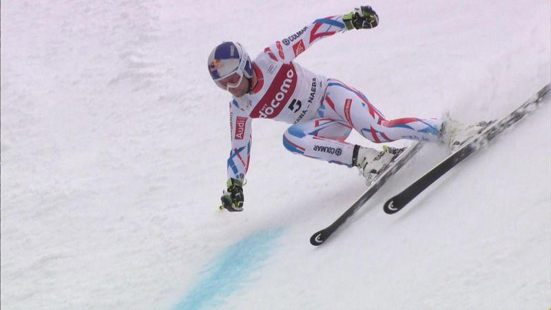 Pinturault wins Naeba giant slalom