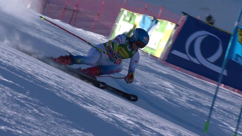 'Back to her best!' - Shiffrin storms to victory in Solden giant slalom