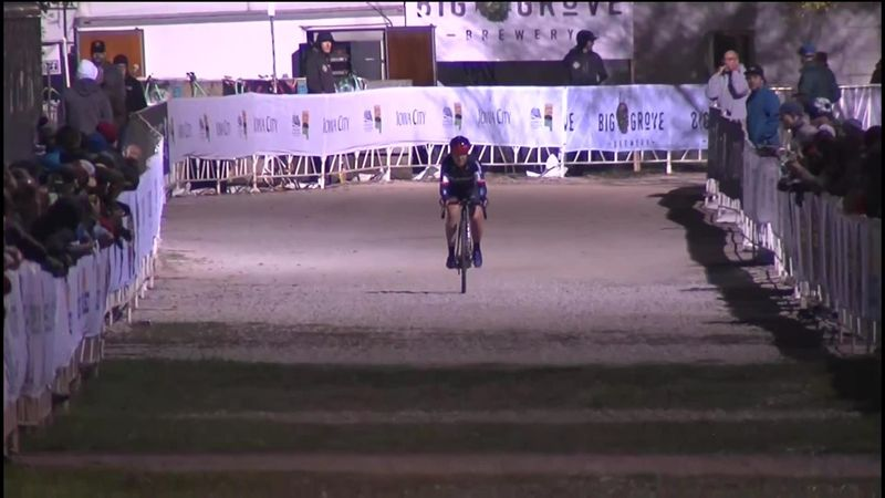 Iowa City, vince Shirin Van Anrooij