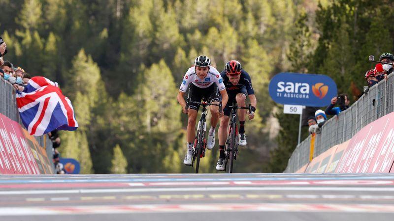 Giro d'Italia: 18. Etap