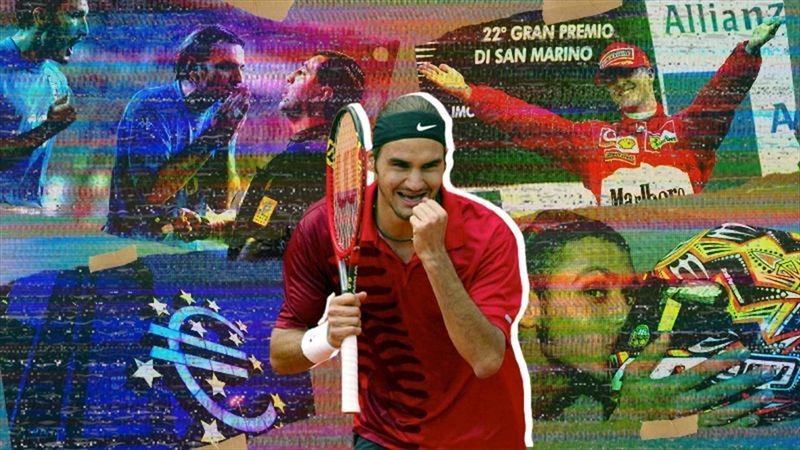 Federer fuori dalla Top 10: com'era il mondo l'ultima volta?