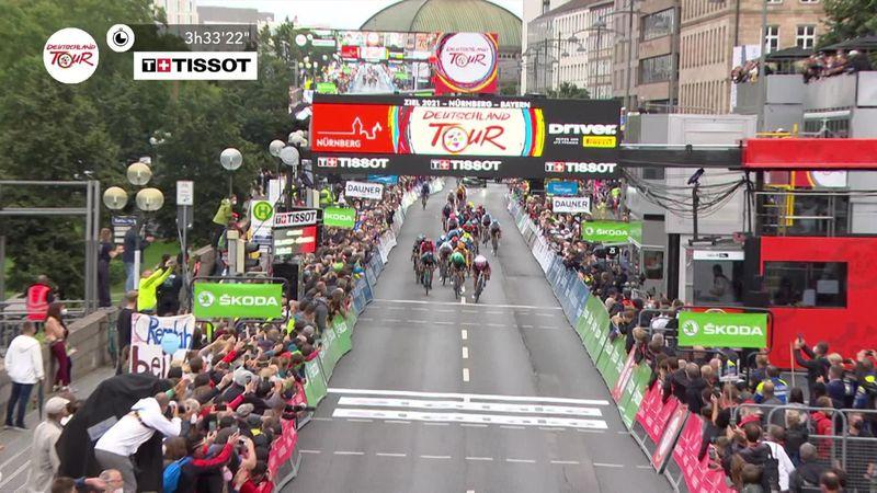 Tour de Alemania (4ª etapa): Nadie puede con Kristoff al esprint
