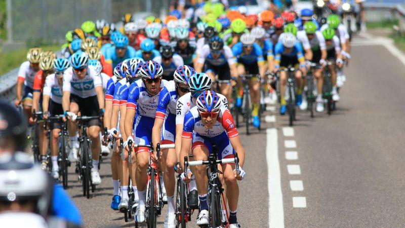 Tour de France-highlights