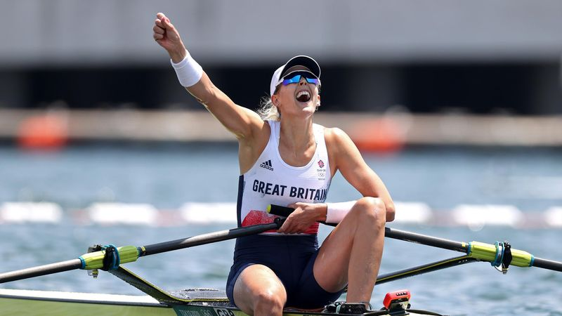 Thornley makes GB history at Tokyo Olympics