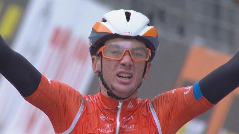 McNulty solos to stage 3 glory, second place thinks he's won too…