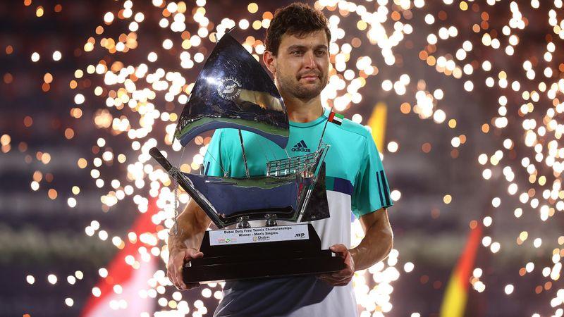 El e noua senzație din tenisul mondial! Cele mai tari lovituri ale lui Karatsev, campion la Dubai