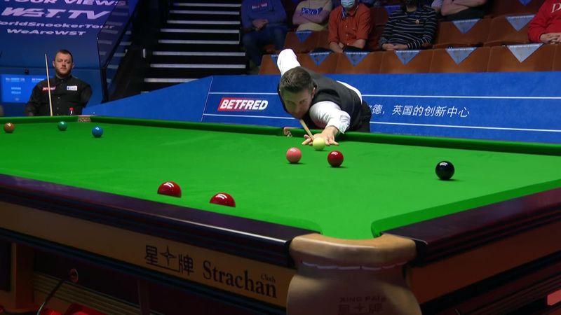 """Mark Selby, de neoprit la Campionatul Mondial. Break superb pentru """"Bufonul din Leicester"""""""