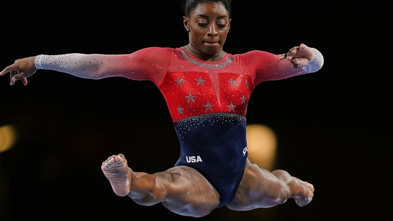 Olympic Best Moments : Simone Biles All-Around routines final Rio 2016