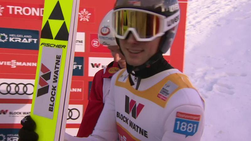 Trondheim: Nordic Combined - WC Men HS138 : Jump Riiber
