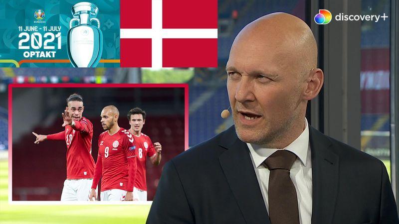 Danmarks chancer ved EM vendes: Vi har alt – undtagen en topangriber