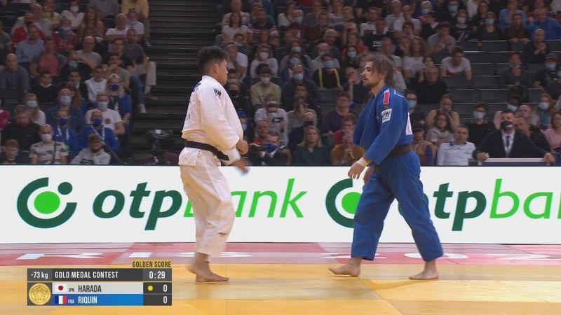 Il Giappone domina al Paris Grand Slam: Harada oro nei -73kg