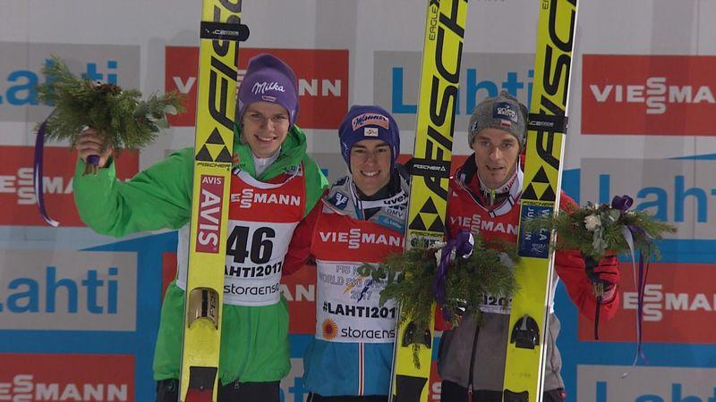 Kraft completes double in Lahti