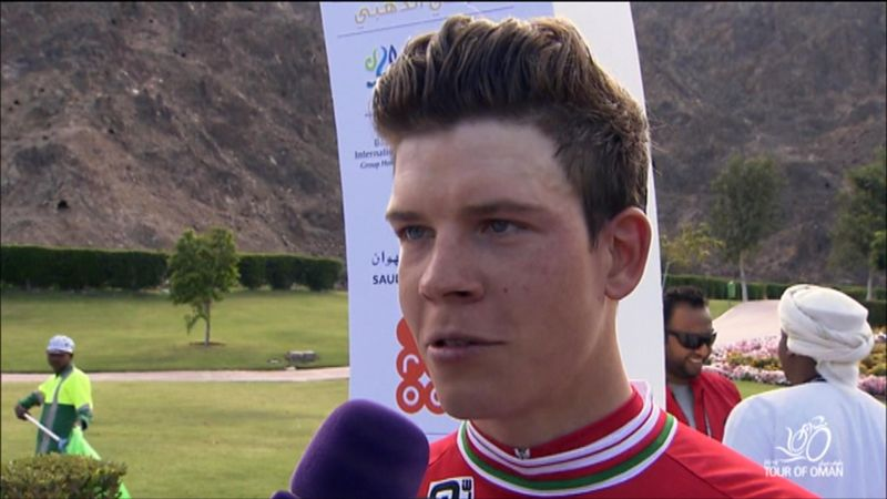 Jungels: I was planning it for a while, but Tour of Oman win was amazing