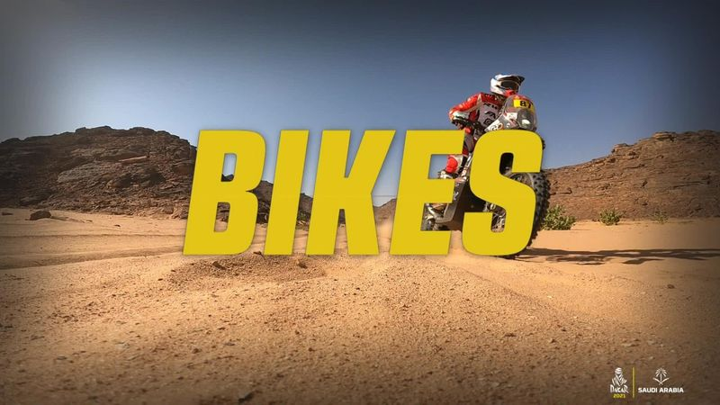 Dakar Rally highlights, bikes - Barreda Bort wins again on Stage 4
