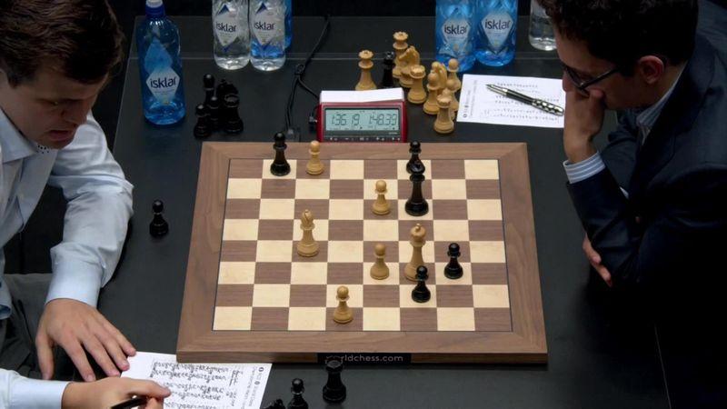 Mondiale di scacchi: la serie non si sblocca, anche la partita numero 11 è patta