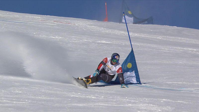Безжалостная битва в финале гигантского слалома – Соболев победил австрийца и взял этап КМ в Скуоле