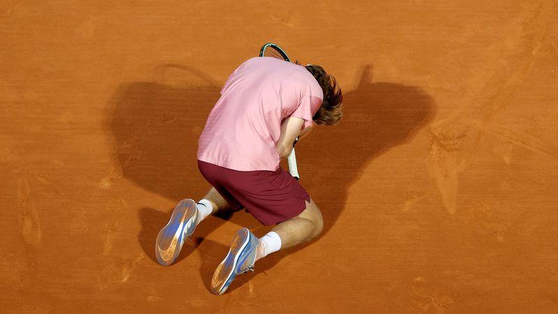 ATP Monte Carlo: Victoria carierei pentru Andrey Rublev! Cum l-a învins rusul pe Rafa Nadal