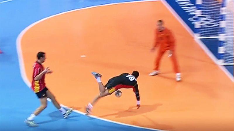 Kehrmanns Stolper-Zauber-Dreher: Die besten Handball-Tore bei Olympia
