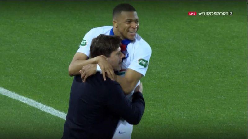 """Pochettino : """"Mbappé est tellement spécial et a encore été incroyable"""""""
