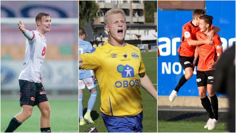 Spår et annerledes overgangsvindu: Tror Eliteserie-klubbene henter flere fra OBOS-ligaen