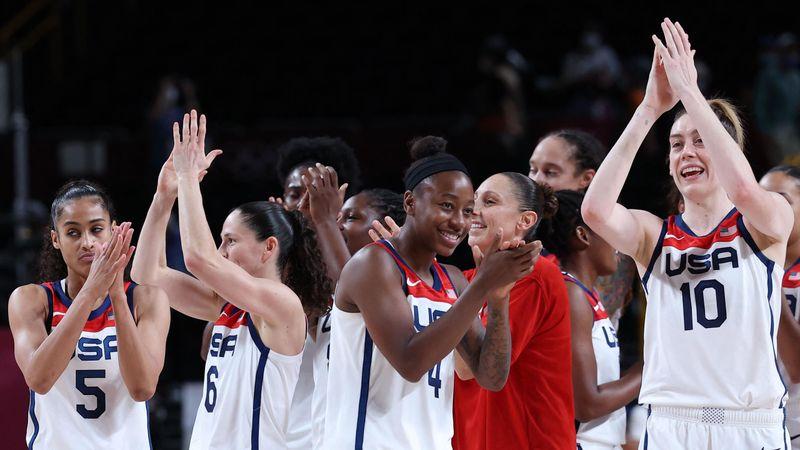 Baloncesto (F) | EE. UU.-Japón: Séptimo oro seguido para un equipo imparable (90-75)