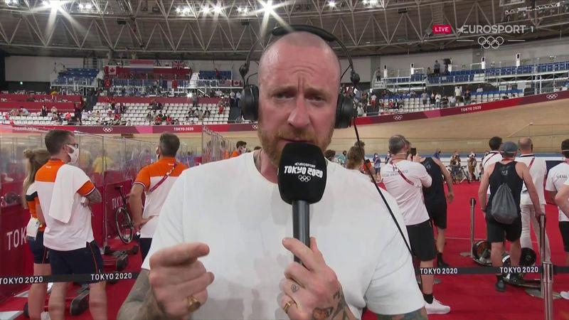 'I wouldn't put it past Kenny winning all three golds back in Paris' - Wiggins
