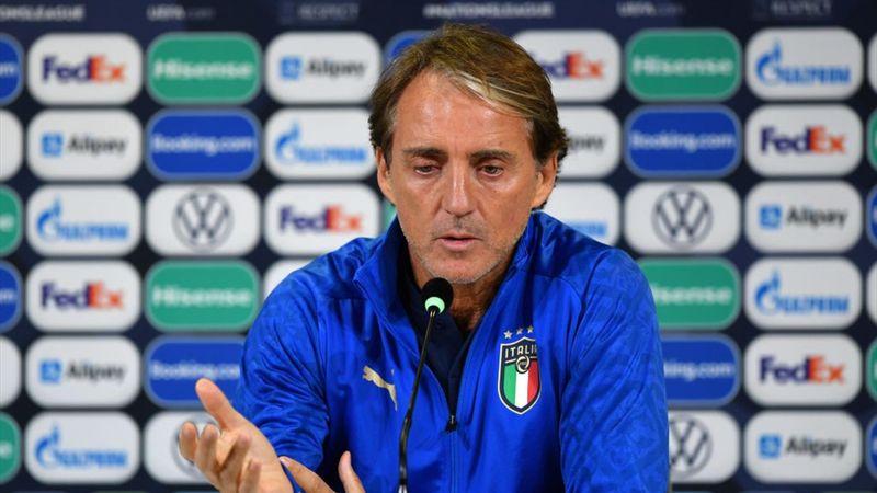 """Mancini: """"Pallone d'Oro a Jorginho, ha vinto di tutto"""""""