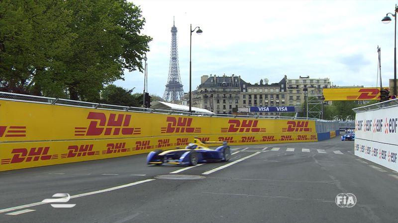 Di Grassi gana el primer premio de Fórmula E celebrado en París