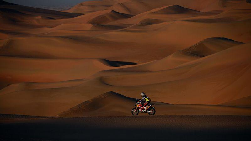 Dakar 2020: Moto