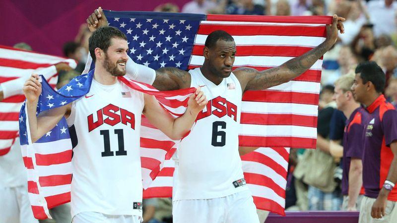 Head to Head - USA's Dream Team 2012