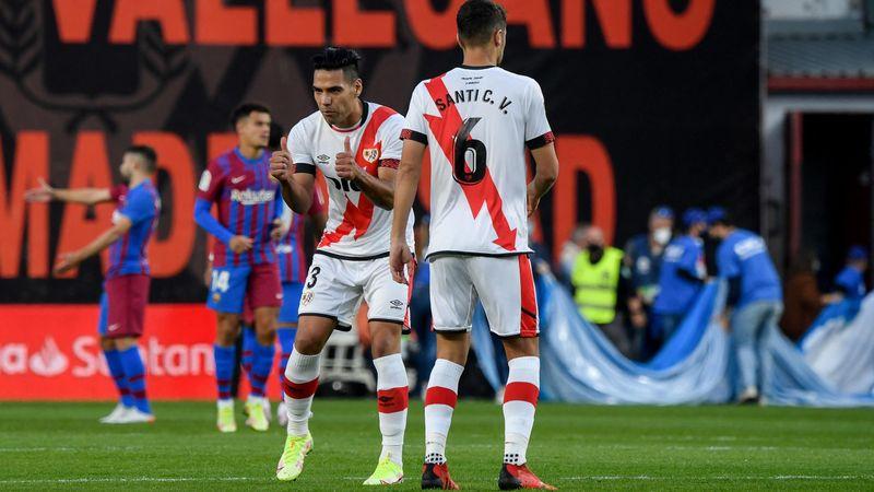 Resumen Rayo Vallecano-Barcelona: A perro flaco, zarpazo de 'Tigre' (1-0)