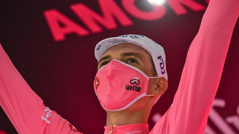 Valter Ati rózsaszínben - ez történt a Giro 7. szakaszán
