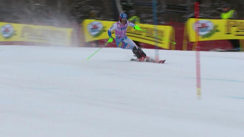 Alpineskiën Killington | Vhlová staat weer op het podium in een wereldbekerwedstrijd