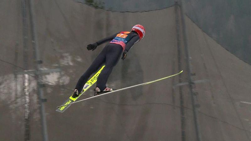 Salto con gli sci: a Planica Eisenbichler vola a 235.5 metri