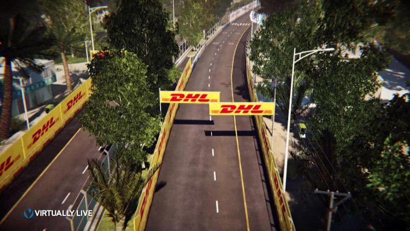 Fórmula E: Así es el circuito chino de Sanya, una pista inédita en la isla de Hainan