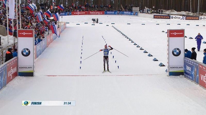 Biathlon HLTS  :  Single Relay Mixed