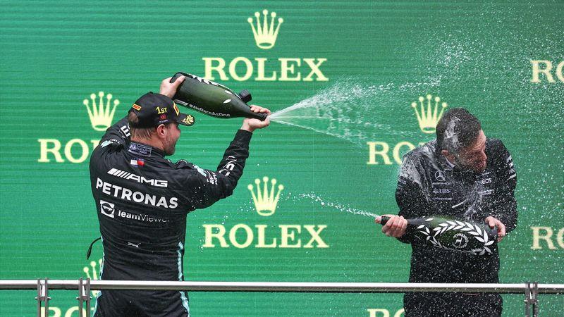 Bottas nyerte a Török Nagydíjat, kiütéssel védett címet Tyson Fury