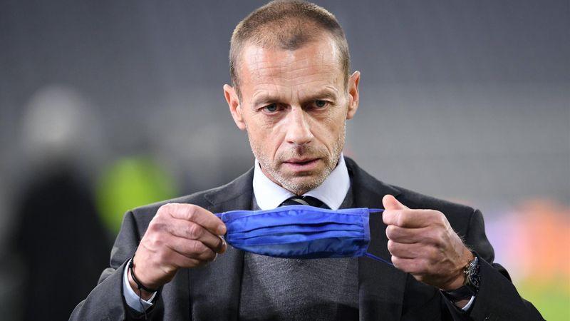"""""""Von blanker Gier getrieben"""": UEFA-Chef grillt Juventus und Konsorten"""
