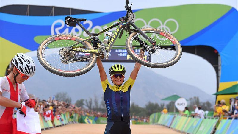 Au mai rămas 100 de zile până la Jocurile Olimpice: Jenny Rissveds câștigă aurul la Mountain Bike