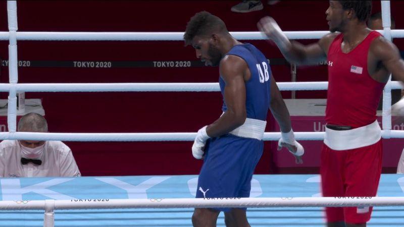 Siegestanz im Ring: Cruz feiert Olympiasieg auf besondere Weise