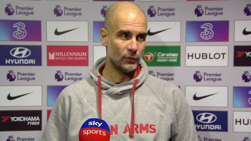 'Maybe others did the same' - Guardiola defends 'good guy' Mendy after NYE party