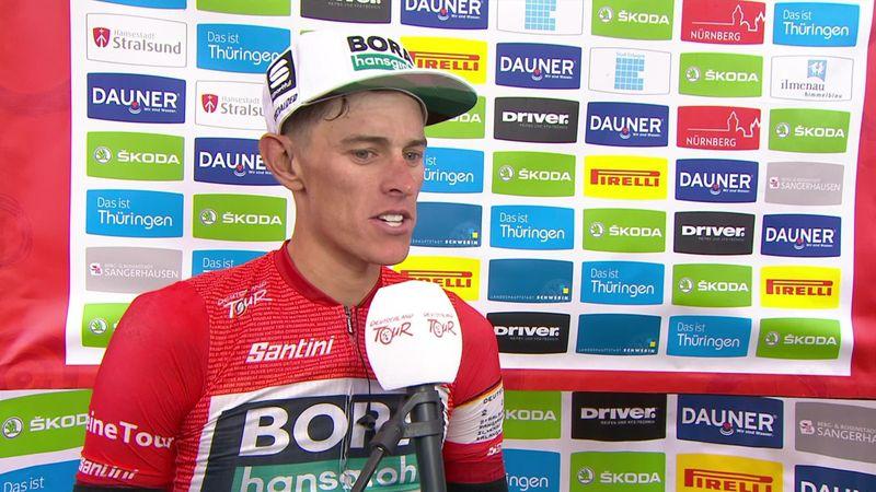 'I think the big boss is happy' - Tour of Germany winner Nils Politt on Bora-Hansgrohe success