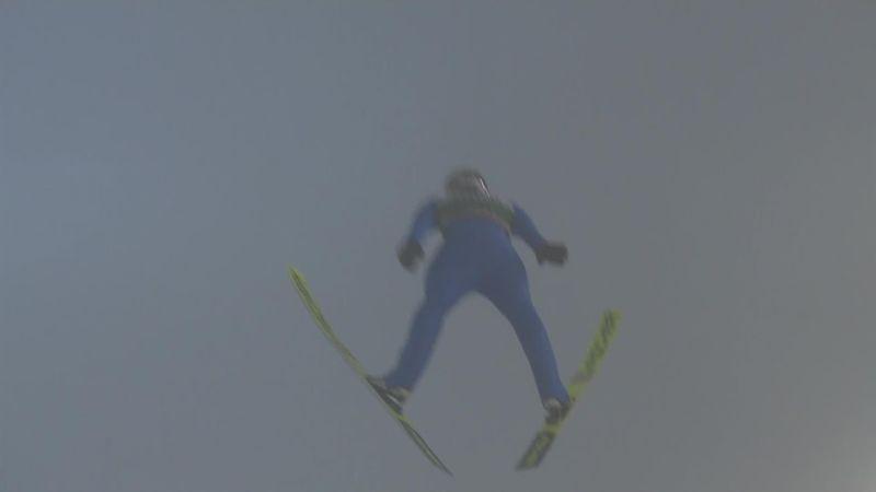 Robert Johansson și săritura care i-a adus victoria la Lahti