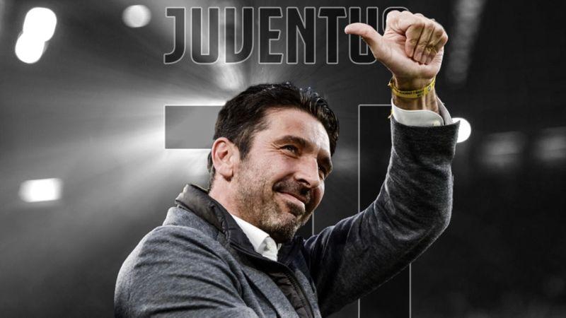 Buffon, addio Juve: una storia d'amore lunga 20 anni