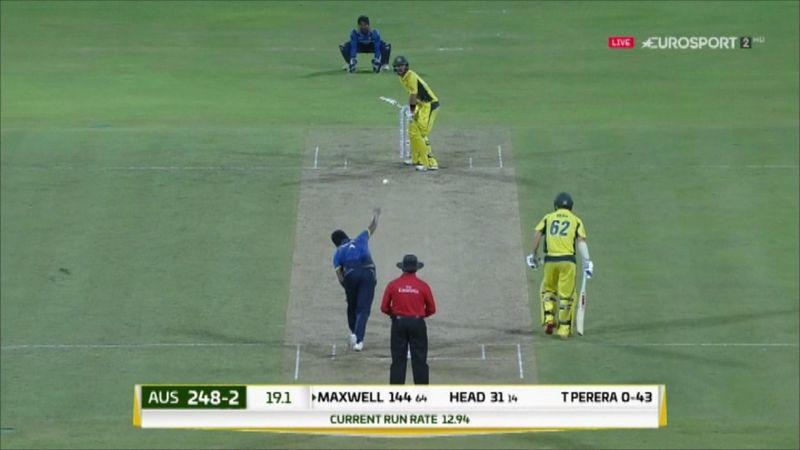 Final over highlights: Australia crush T20I world record